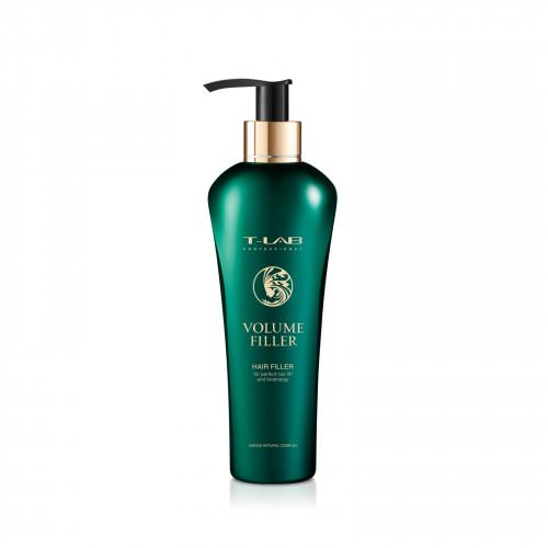 T-LAB Professional Volume Filler Hair Filler Plaukų apimtį didinanti priemonė 250ml