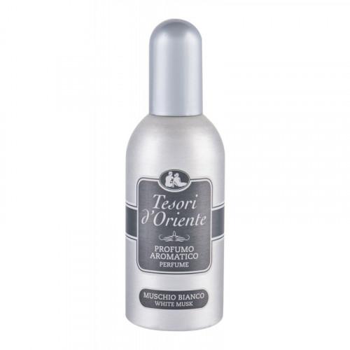 Tesori d'Oriente White Musk Parfumuotas vanduo moterims 100ml, Originali pakuote