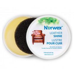 Norwex Leather Shine Rinktinė odinių gaminių priežiūros priemonė 150ml