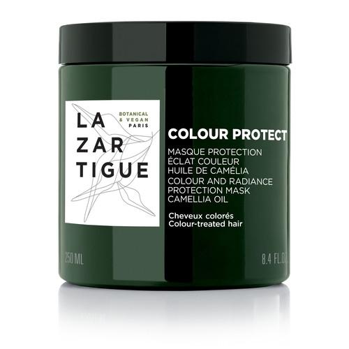 Lazartigue COLOR PROTECT Spalvą ir švytėjimą išsauganti plaukų kaukė dažytiems plaukams 250ml