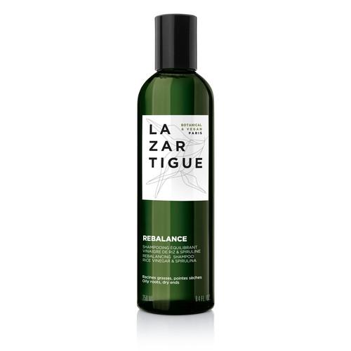 Lazartigue REBALANCE Šampūnas riebiai galvos odai ir sausiems plaukų galiukams 250ml
