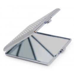 OSOM Professional Sulankstomas, kvadratinis kišeninis veidrodėlis