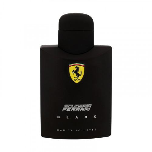 Ferrari Black Line Tualetinis vanduo vyrams 125ml, Originali pakuote