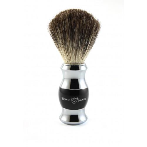 Edwin Jagger Shaving Brush (Pure Badger) Skutimosi šepetėlis 1 vnt.