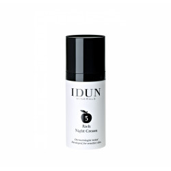 IDUN Rich Night Cream Naktinis veido kremas 50ml