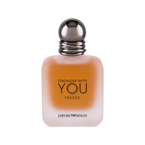 Giorgio Armani Emporio Armani Stronger With You Freeze Tualetinis vanduo vyrams 50ml, Originali pakuote