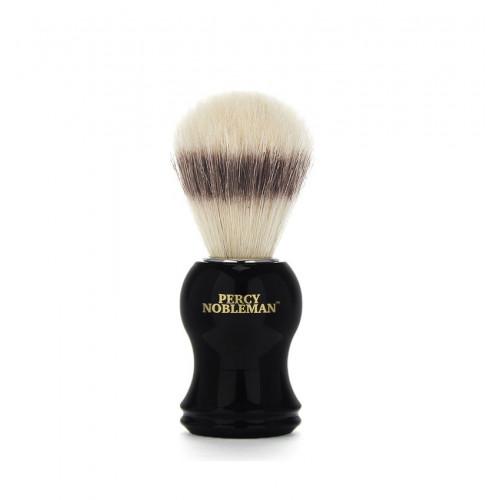 Percy Nobleman Shaving Brush Šerno šerių skutimosi šepetėlis 1vnt