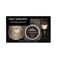 Percy Nobleman Traditional Shaving Kit Tradicinis skutimosi rinkinys Rinkinys