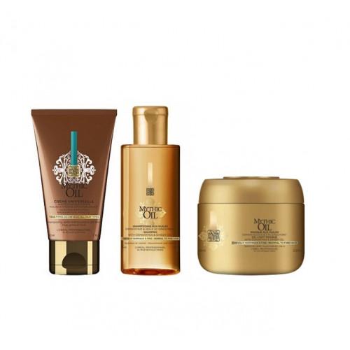 L'Oréal Professionnel Mythic Oil Mini Set 2 Plaukus maitinantis rinkinys