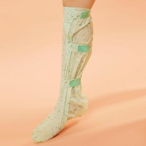 VOESH Cooling Therapy Knee High Socks Kaukė kojoms 1 pora