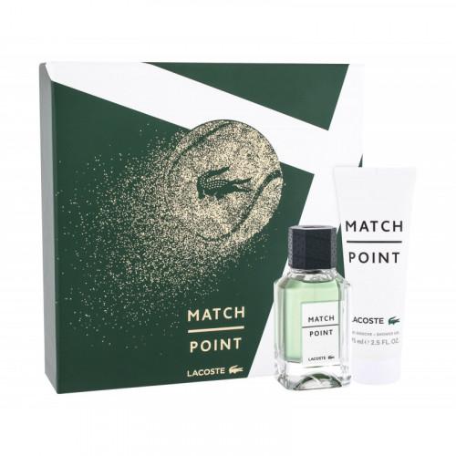 Lacoste Match Point Tualetinis vanduo vyrams Originali pakuote