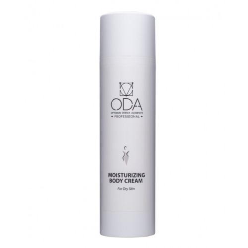 ODA Moisturizing Body Cream Drėkinantis kūno kremas 200ml