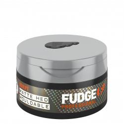 Fudge Professional Matte Hed Mouldable Vidutinės fiksacijos matinis kremas 75g