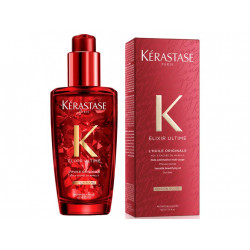Kerastase L'Huile Original Hair Oil Rouge Edition Plaukų aliejus visų tipų plaukams 100ml