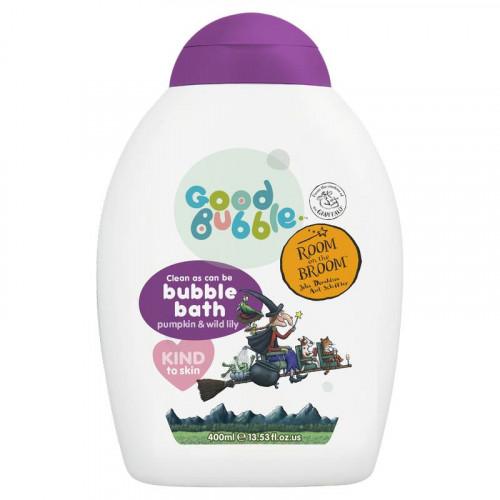 Good Bubble Super Bubbly Bubble Bath Vonios burbuliukai su moliūgų ir pakalnučių ekstraktais 400ml
