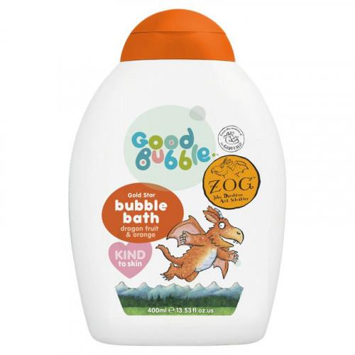 Good Bubble Super Bubbly Bubble Bath Vonios burbuliukai su drakono vaisiaus ir apelsinų ekstraktais 400ml