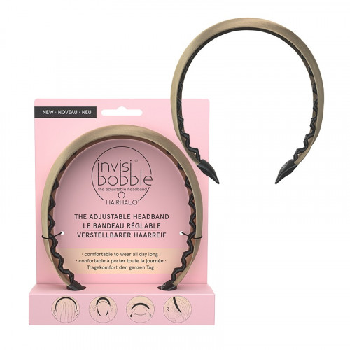 Invisibobble Hairhalo Let's Get Fizzycal Lankelis plaukams 1vnt