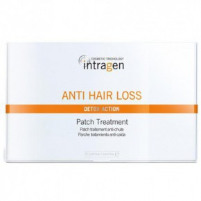 Intragen Anti-Hair Loss Patch Treatment Pleistrai nuo plaukų slinkimo, 30 vnt 1vnt