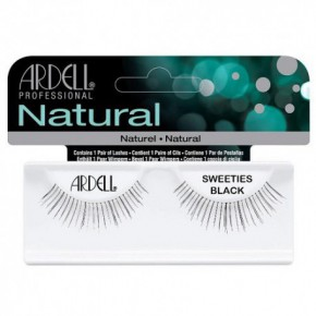 Ardell Natural Lashes Sweeties Black 1pcs