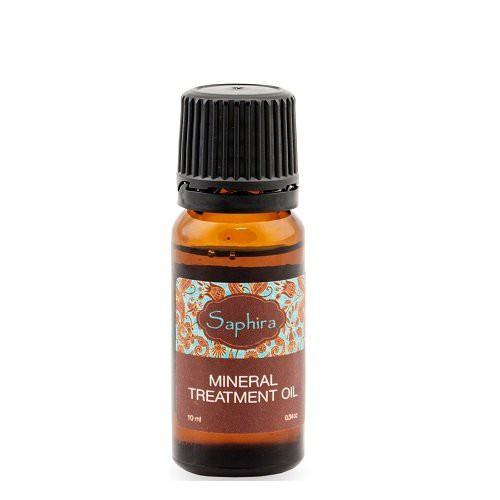Saphira Mineral Treatment Oil Aliejus plaukams su keratinu 10ml