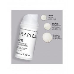 Olaplex No. 8 Moisture Mask Intensyviai drėkinanti, glotninanti, atkuriamoji plaukų kaukė 100ml