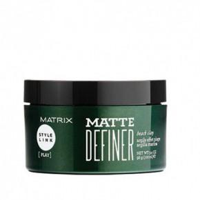 Matrix Style Link Matte Definer Plaukų formavimo molis 100ml