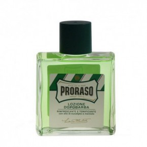 Proraso Green After Shave Lotion Gaivinantis losjonas po skutimosi 100ml