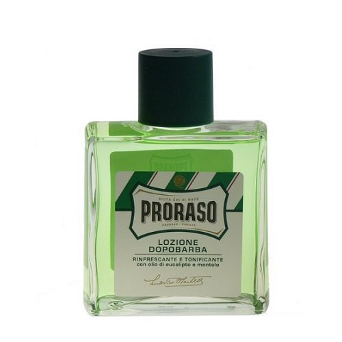 Proraso Green After Shave Lotion Gaivinantis losjonas po skutimosi 400ml