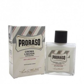 Proraso White After Shave Cream Balzamas po skutimosi 100ml