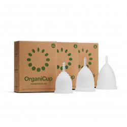 OrganiCup Menstrual Cup Menstruacinė taurelė dydis A