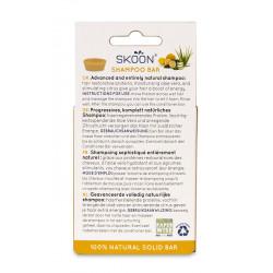 Skoon Solid Shampoo Volume & Strenght Kietasis šampūnas suteikiantis apimties ir energijos 90g