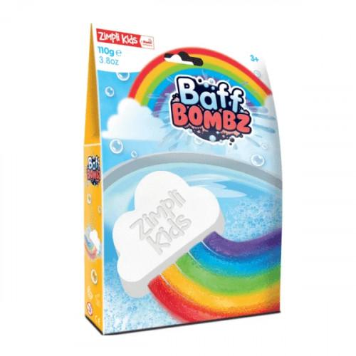 Zimpli Kids Baff Bombz Rainbow Vonios bomba 110g