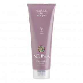 neuBlonde Platinum Shampoo Šampūnas šviesiems plaukams