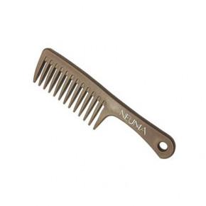 Brown Detangling Comb Plaukų šukos