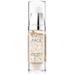 Holika Holika Naked Face Gold Serum Primer Makiažo bazė 30ml