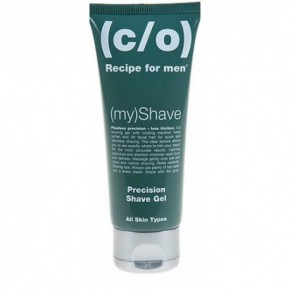 C/O Recipe For Men Precision Shave Gel Skutimosi gelis 100ml