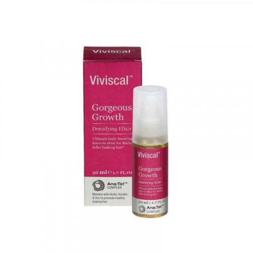 Viviscal Gorgeous Growth Densifying Elixir Plaukus storinantis eliksyras 50ml