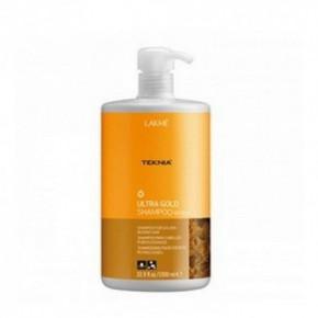 Lakme Teknia Ultra Gold Šampūnas aukso spalvos plaukams 300ml