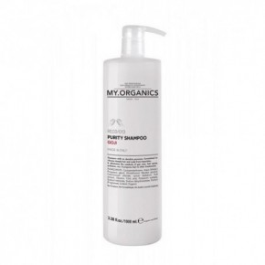 My.Organics Purify Hair Shampoo with rosemary 1000ml