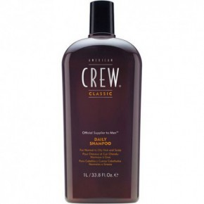 American Crew Daily Shampoo Kasdienis šampūnas 1000ml