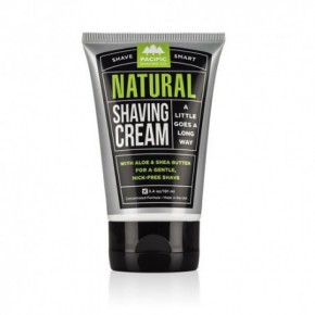 Pacific All Natural Shaving Cream Skutimosi kremas 101ml