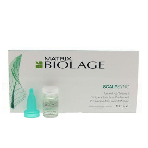Biolage ScalpSync Pro-Aminexil Plaukų tonikas nuo slinkimo 6ml