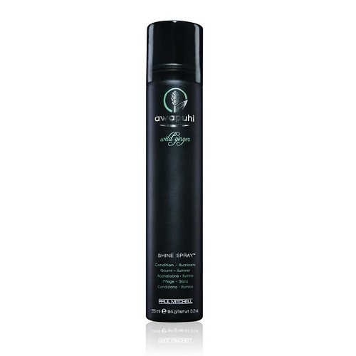 Paul Mitchell AWAPUHI WILD GINGER Shine Spray Blizgesys su apsauga 125ml