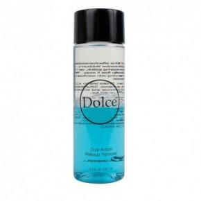 Dolce Minerals Dual Action Makeup Remover Dvifazis akių ir lūpų makiažo valiklis 130ml