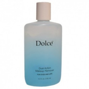 Dolce Minerals Dual Action Makeup Remover Dvifazis akių ir lūpų makiažo valiklis 135ml