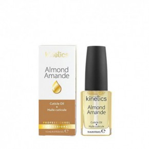 Kinetics Professional Cuticle Oil Almond Aliejus nagų odelėms su migdolų aliejumi 15ml