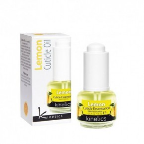 Kinetics Professional Cuticle Oil Lemon Aliejus nagų odelėms su citrinų aliejumi 15ml