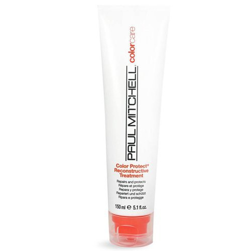 Paul Mitchell Color Protect Reconstructive Treatment Atstatanti kaukė dažytiems plaukams 150ml
