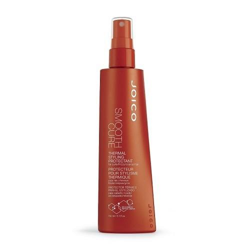 Joico Smooth Cure Thermal Styling Protectant Glotninantis apsauginis besulfatis plaukų purškalas 150ml