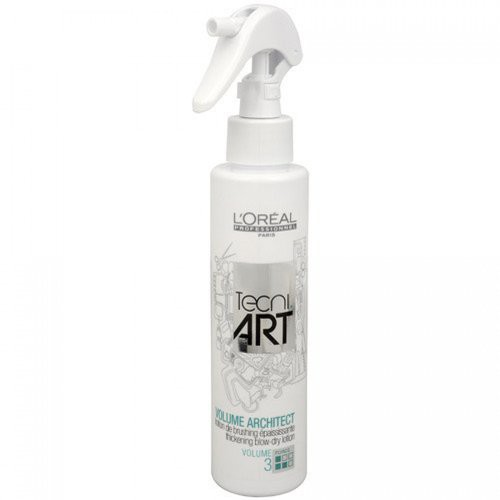 L'Oréal Professionnel Tecni Art Volume Architect Purinamasis plaukų formavimo losjonas 150ml